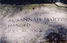 Susannah 1692